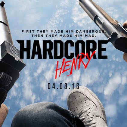 Hardcore Henry, la primera película POV