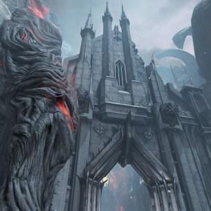 Quake Champions :: Trailer e Información de la Arena Burial Chamber