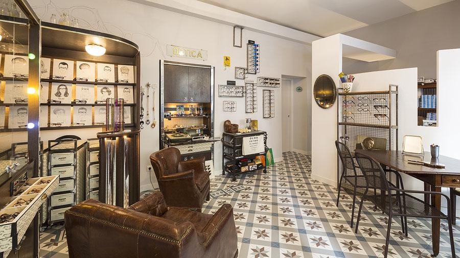 La Gafería, una óptica diferente en Madrid