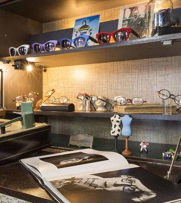 La Gafería. Una óptica diferente en Madrid