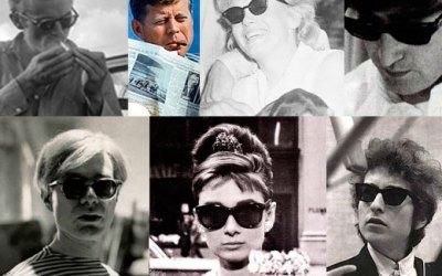 Historia de las gafas de sol