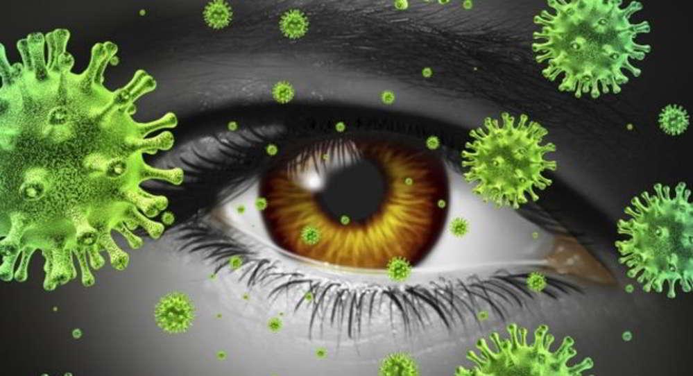 El peligro de bañarse con lentillas - PORTADA
