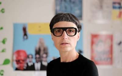 Theo Eyewear by Matali Crasset
