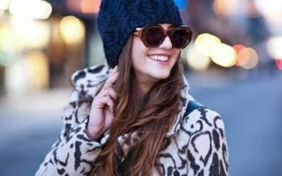 En invierno… ¿gafas de sol?