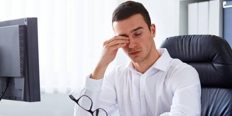 Cansancio y picor ocular, ¿por qué?
