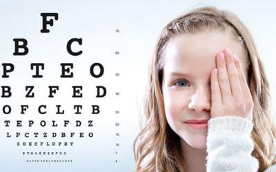 El aumento de la miopía infantil
