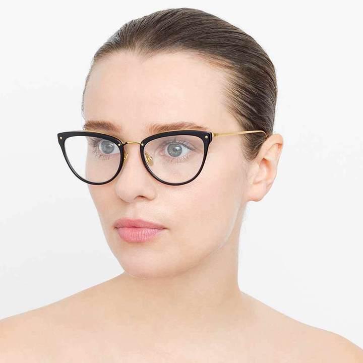 Gafas de moda y visión