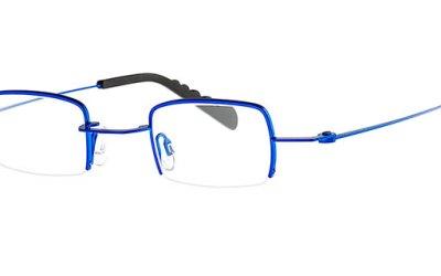 Gafas con estilo para miopía alta