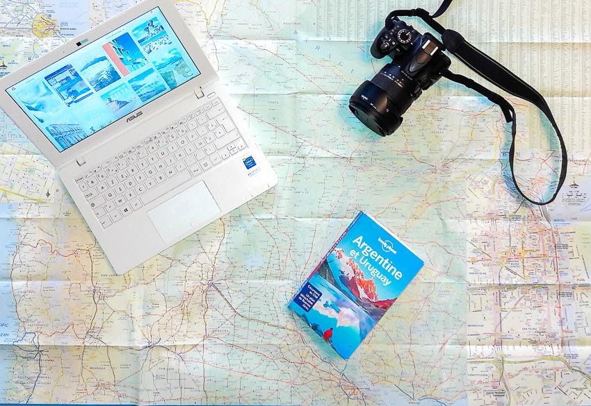 preparation voyage argentine
