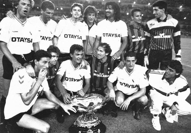 Image result for Trofeo Santiago Bernabéu 2001