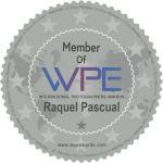 Badge WPE Raquel Pascual-Peña