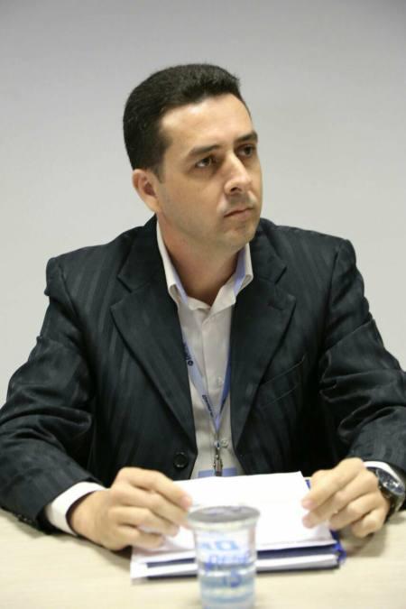 Gabriel Campos diretor de Meio ambiente e expansão da Deso