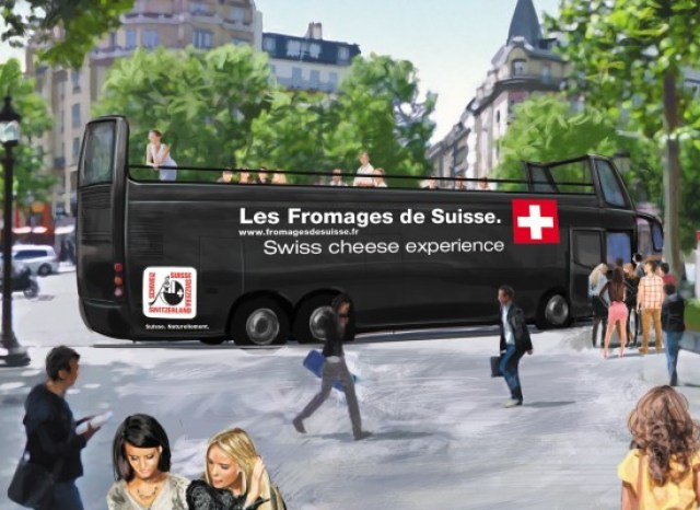 Swiss Cheese Experience