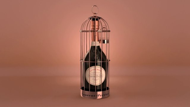 Laurent Perrier cage