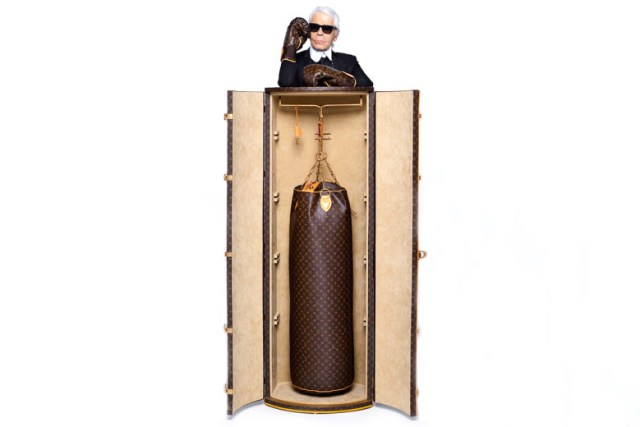 Punchingball Louis Vuitton