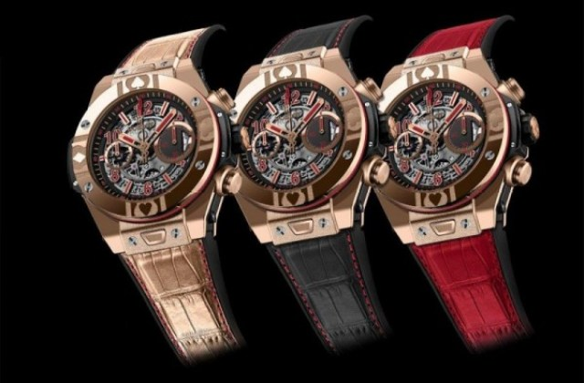 montre hublot big bang world poker tour