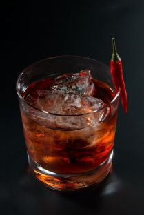 Spicy Negroni