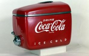 Dole Deluxe fountain Coca Cola - 1947