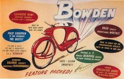 Publicité Bowden Spacelander