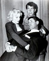 Le 24 février 1953 Marilyn participe à l'émission « The MARTIN and LEWIS Show »