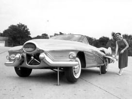 Les crics hydrauliques de la Buick Le Sabre