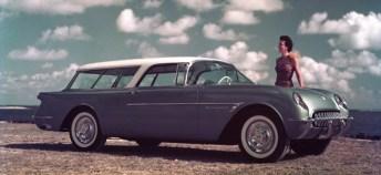 Corvette Nomad - 1954