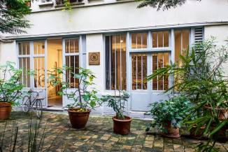 L'atelier de la rue Saint Nicolas