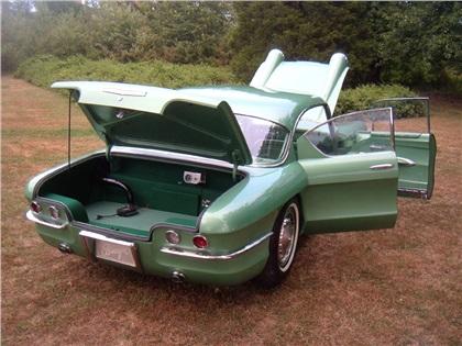 La Chevrolet Biscayne après 22 ans de restauration