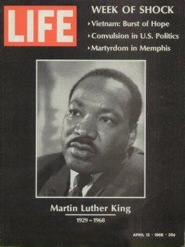 Couverture du 12 avril 1968