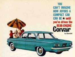 Chevrolet Corvair - 1960