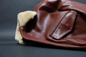 USAAF JACKET soft sheepleather 2900 €