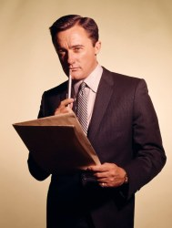 Television Programme: The Man from U.N.C.L.E. with Robert Vaughn