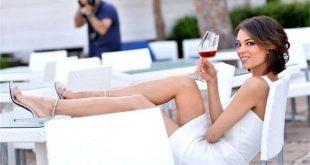 Giorgia Surina su Vanity Fair