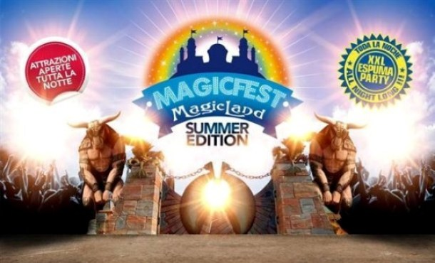Magic Fest Summer Edition 2013
