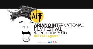 Ariano International Film Festival 2016