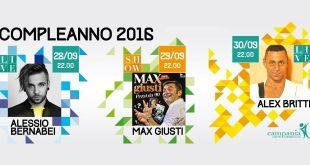 Centro Commerciale Campania - eventi 9 anni