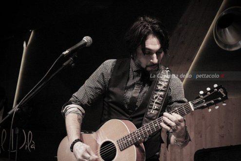 Francesco Sarcina live Museek Concert