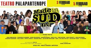 Made in Sud 2017 - Palapartenope