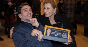 ArTelesia Film Festival 2016, Francesco Tomasiello e Daniela Poggi. Foto di Emilia Diario.