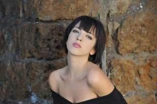 Sara Dall'Olio. Foto di Marinetta Saglia Zagaria.