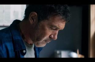 Antonio Banderas in una scena di Black Butterfly.