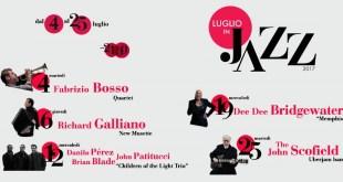 Luglio in Jazz 2017 - Centro Commerciale Campania