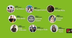 Napoli Pizza Village 2017, il programma
