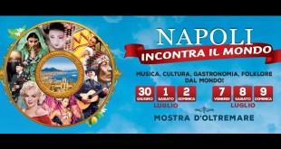 Napoli incontra il mondo 2017
