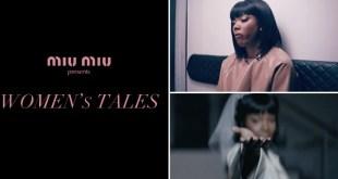 Fashion Film - Women Tales di Miu Miu