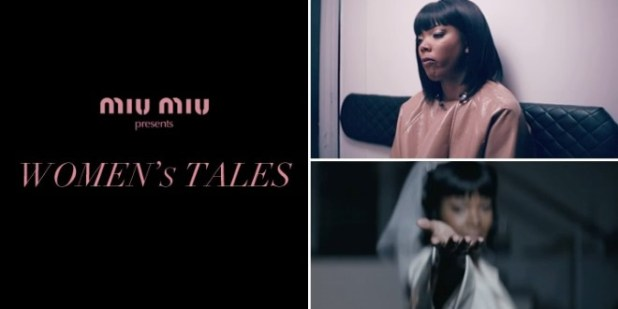Fashion Film - Women Tales di Miu Miu