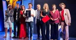 Premio Maratea 2017. Premiazioni della prima giornata. Foto Ufficio Stampa.