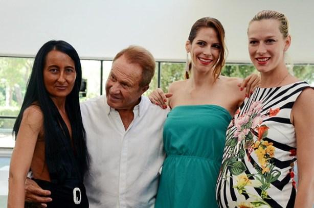 Sabrina Persechino, Sergio Valente, Janet De Nardis, Andreea Duma