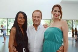 Sabrina Persechino, Sergio Valente e Janet De Nardis