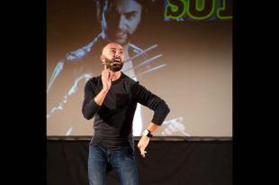 Max Damiani. Foto di Luca Storelli.